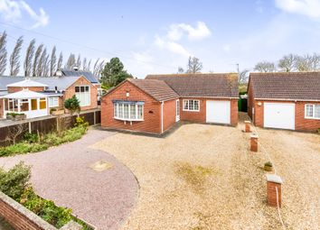 Thumbnail 3 bed detached bungalow for sale in Washdyke Lane, Old Leake, Boston