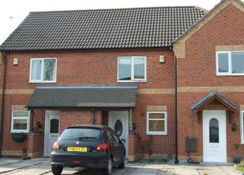 Thumbnail 2 bed town house to rent in Kintyre Drive, Sinfin, Derby