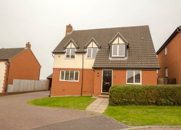 4 bed detached house for sale in Cramswell Close, Haverhill CB9