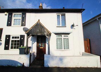 Thumbnail 2 bed terraced house to rent in Bedhampton Road, Bedhampton, Havant