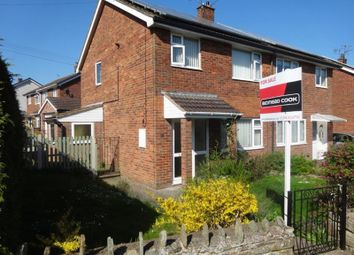 Thumbnail 3 bed semi-detached house for sale in Hillcrest Road, Berry Hill, Coleford