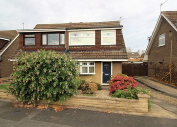 Thumbnail 3 bed semi-detached house for sale in Whinfell Avenue, Eaglescliffe, Stockton-On-Tees