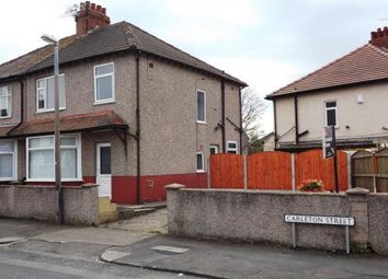 Thumbnail 3 bed semi-detached house for sale in Carleton Street, Morecambe, Lancashire, United Kingdom