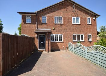 Thumbnail 2 bed end terrace house for sale in Harlestone Close, Luton