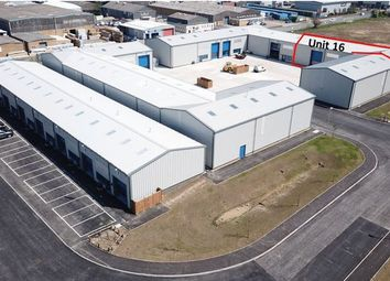 Thumbnail Commercial property to let in Unit 16, Phoenix Enterprise Park, Gisleham, Lowestoft