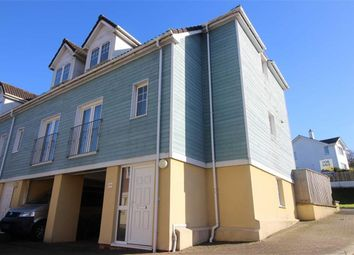 Thumbnail 3 bed end terrace house for sale in The Close, Barnstaple