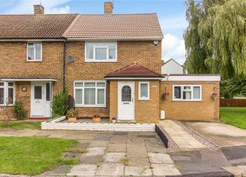 Thumbnail 2 bed end terrace house for sale in Everard Road, Basildon, Essex