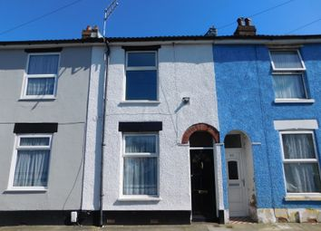 Thumbnail 3 bedroom terraced house to rent in Byerley Road, Portsmouth