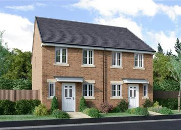 """Thumbnail 2 bed semi-detached house for sale in """"Ribble - Discount To Mkt"""" at Church Road, Warton, Preston"""