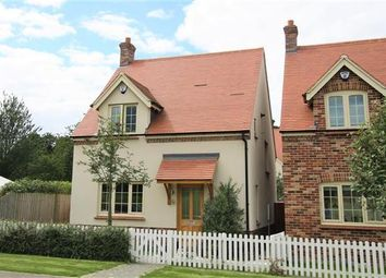 Thumbnail 3 bed detached house for sale in Brinkley Road, Dullingham, Newmarket
