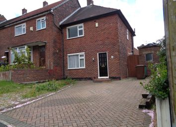 Thumbnail 2 bed semi-detached house to rent in Grundy Avenue, Prestwich, Manchester
