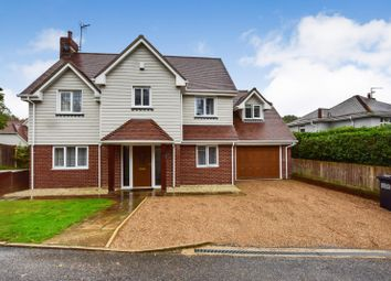 Thumbnail 5 bed detached house for sale in The Russets, St Leonards On Sea