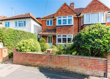 Northbrook Road, Aldershot, Hampshire GU11. 3 bed semi-detached house