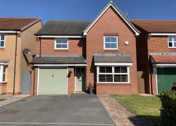 4 bed detached house for sale in Miller Road, Brymbo, Wrexham LL11