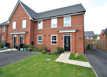 Thumbnail 3 bed semi-detached house to rent in 11 Fuchsia Road, Winnington, Northwich, Cheshire