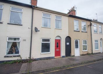Thumbnail 2 bedroom terraced house for sale in Clifton Road, Lowestoft
