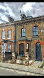 Thumbnail 4 bed terraced house to rent in Canterbury Road, Whitstable