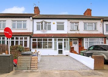 Thumbnail 3 bedroom terraced house for sale in Corbett Road, Walthamstow, London