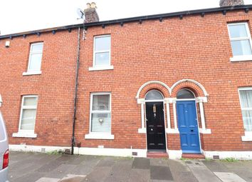 Thumbnail 3 bed terraced house for sale in Fusehill Street, Carlisle