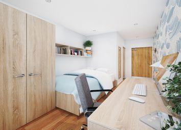 Thumbnail 1 bed flat for sale in Grattan House Student Property, 128 Sunbridge Road, Bradford