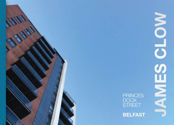 Thumbnail 2 bed flat for sale in James Clow, Belfast
