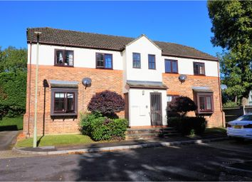 Thumbnail 2 bed flat for sale in Bridge Meadows, Liss