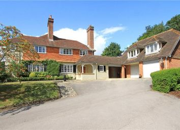 Thumbnail 6 bedroom detached house for sale in Heyshott, Midhurst