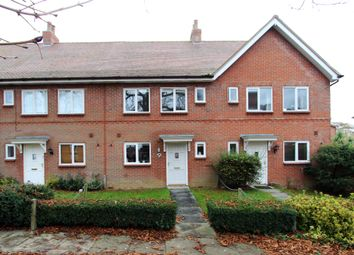 Thumbnail 3 bed terraced house for sale in Boundary Walk, Knowle, Fareham