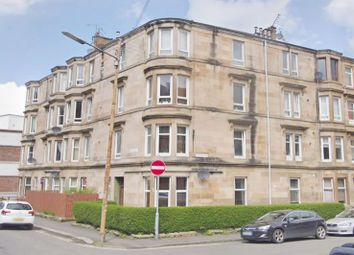 Thumbnail 1 bed flat for sale in 179, Newlands Road, Flat 0-3, Glasgow G444EU