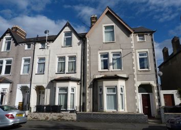 Thumbnail 3 bed flat to rent in Northcote Street, Cathays, Cardiff