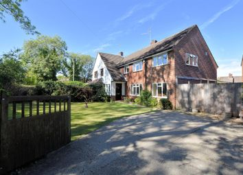Thumbnail 4 bed semi-detached house for sale in Oak Tree Road, Tilehurst, Reading