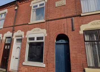 Thumbnail 2 bed terraced house for sale in Dunton Street, Leicester, Leicester