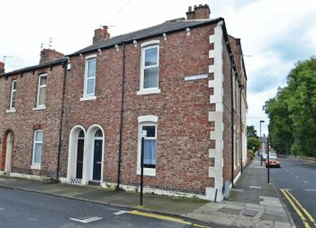 Thumbnail 2 bed flat for sale in Ayres Terrace, North Shields