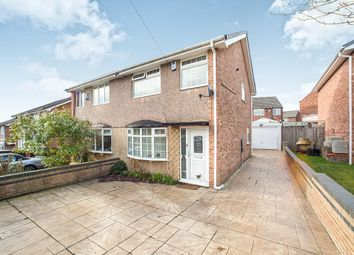 Thumbnail 3 bed semi-detached house for sale in Rae Court, Stanley, Wakefield