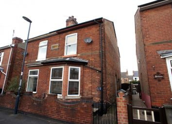 Thumbnail 2 bedroom semi-detached house to rent in Severn Street, Alvaston, Derby