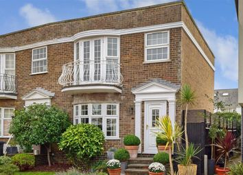 Thumbnail 3 bed end terrace house for sale in Prince Regents Close, Brighton, East Sussex