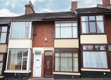 Thumbnail 2 bed terraced house for sale in Ludlow Street, Hanley, Stoke-On-Trent