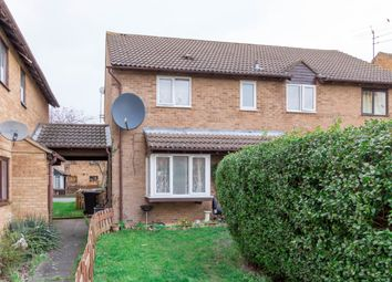 Thumbnail 2 bed end terrace house for sale in Senwick Drive, Wellingborough