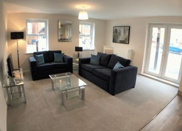 Thumbnail 2 bed flat for sale in The Apartments A, Maltings Way, Penwortham, Preston