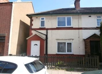 Thumbnail 3 bed semi-detached house to rent in Rendell Street, Loughborough
