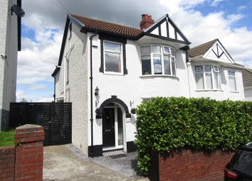 Thumbnail 4 bed semi-detached house for sale in Penrice Street, Morriston, Swansea, City And County Of Swansea.