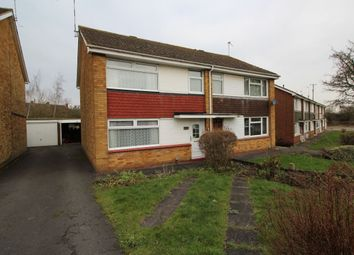 Thumbnail 3 bed semi-detached house for sale in Acacia Crescent, Bedworth