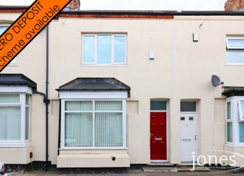 Thumbnail 3 bed terraced house to rent in Elleburne Street, Stockton On Tees