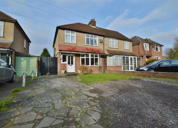 Thumbnail 4 bed semi-detached house for sale in White Horse Lane, London Colney, St. Albans