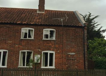 Thumbnail 3 bed semi-detached house to rent in Campsea Ashe, Woodbridge