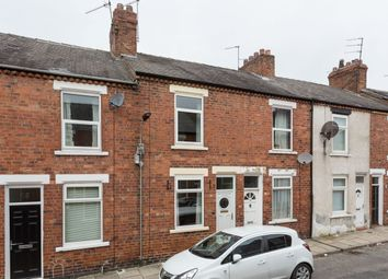 Thumbnail 1 bed terraced house for sale in Kensington Street, Off Bishopthorpe Road, York