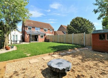 Thumbnail 3 bed semi-detached house for sale in Elizabeth Way, Wivenhoe, Colchester, Essex