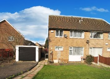 Thumbnail 3 bed semi-detached house for sale in Malin Road, Rotherham