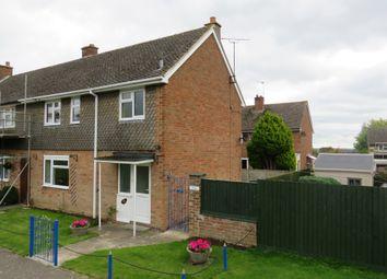 Thumbnail End terrace house for sale in Hay Pool, Farnborough, Banbury