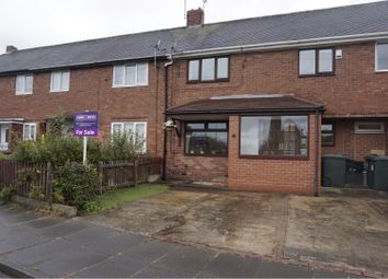 Thumbnail 3 bed terraced house for sale in Conway Gardens, Wallsend